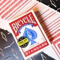 Игральные карты Bicycle Standard (красные)