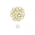 Резинки для трюковых монет (прозрачные, 6 мм., 25 шт.)